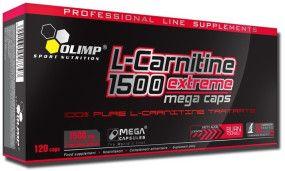 L-carnitine 1500 Extreme Mega Caps L-Карнитин, L-carnitine 1500 Extreme Mega Caps - L-carnitine 1500 Extreme Mega Caps L-Карнитин