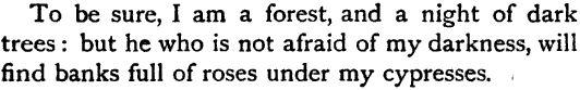 Friedrich Nietzsche, 'Thus Spoke Zarathustra'