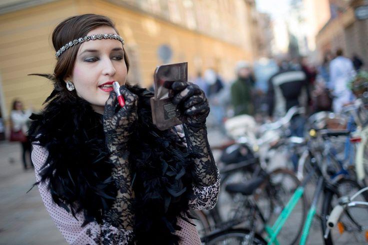 Megállították az időt a biciklisek budapesten