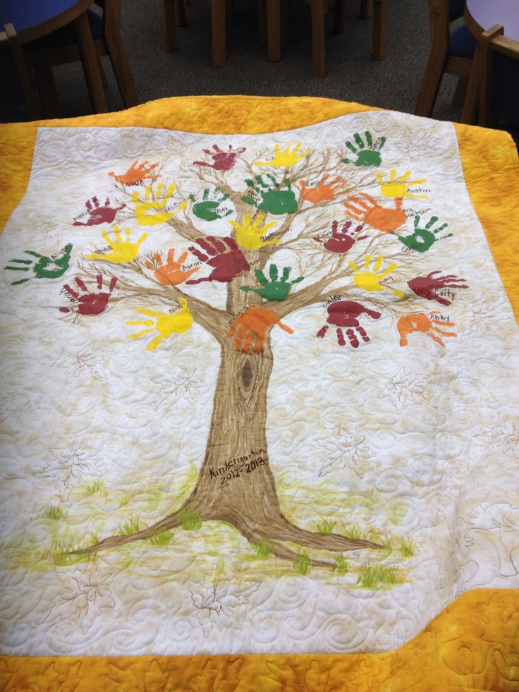 14 best Montessori quilt ideas images on Pinterest | Auction ideas ... : quilt tree classes - Adamdwight.com
