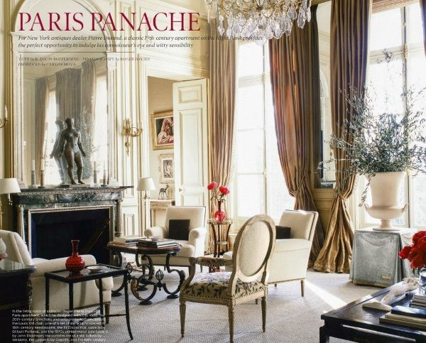 Best 25  Paris living rooms ideas on Pinterest High ceiling room modern Parquet flooring and White floor mirror
