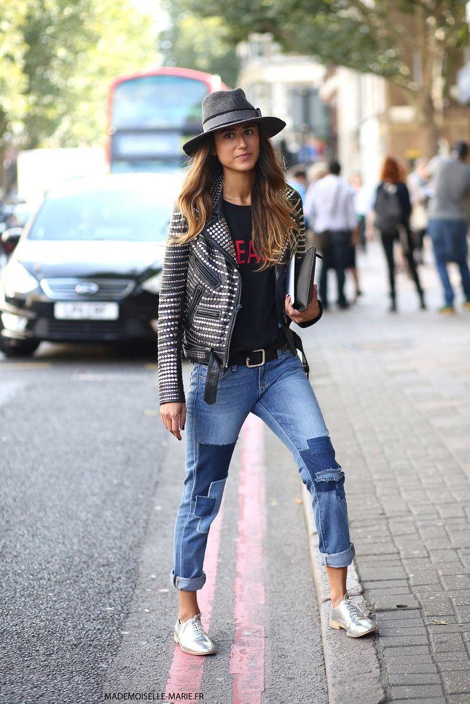 Soraya Bakhtiar, London Fashion week: