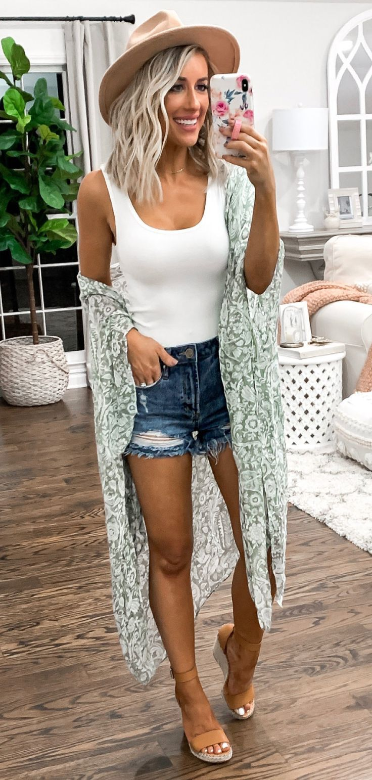 30+ popular summer outfits to wear