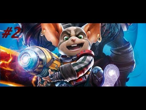 WildStar Dominion - Chua Medic Healer Level 3-5 - Gameplay Walkthrough P...