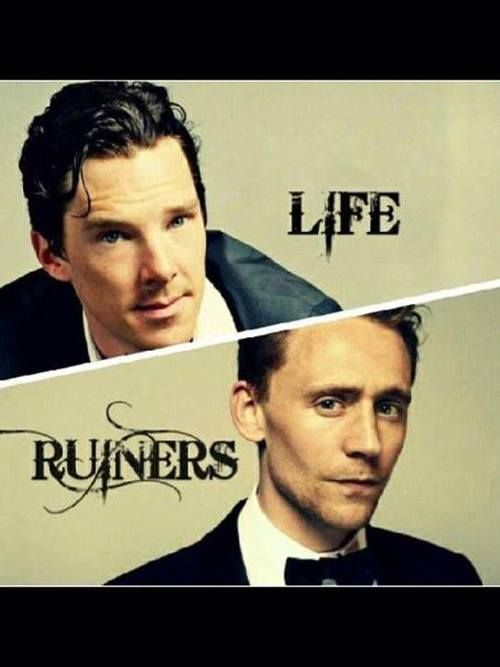 Tom & Ben /// I will never, EVER get over that bowtie. Never.   ...I personally see them as life motivators!