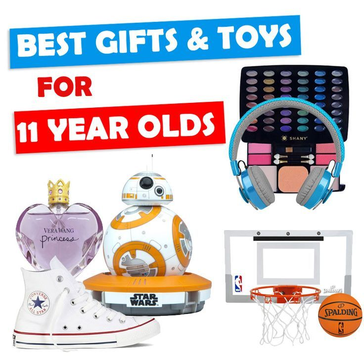 Birthday Gifts By Age: 35 Best Gift Guide: Age 11 Images On Pinterest