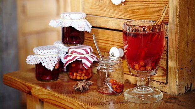 Pečený čaj na zahřátí Foto: