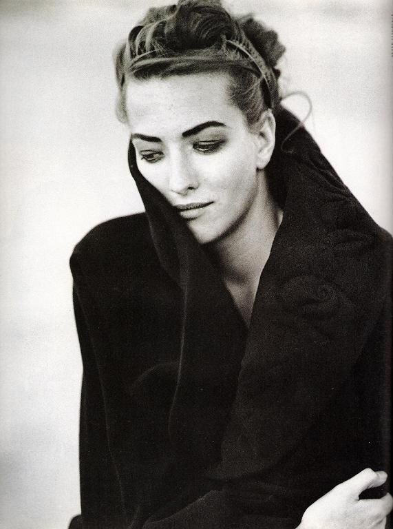 tatjana patitz again                                                                                                                                                                                 More