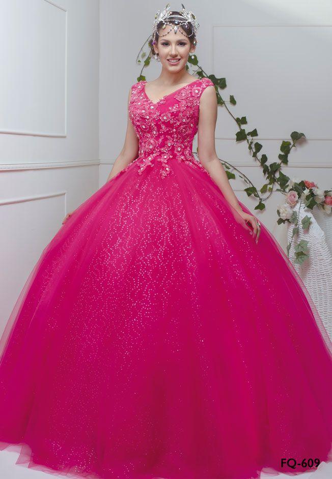 8 best new quince dresses images on Pinterest | 15 vestidos dulces ...