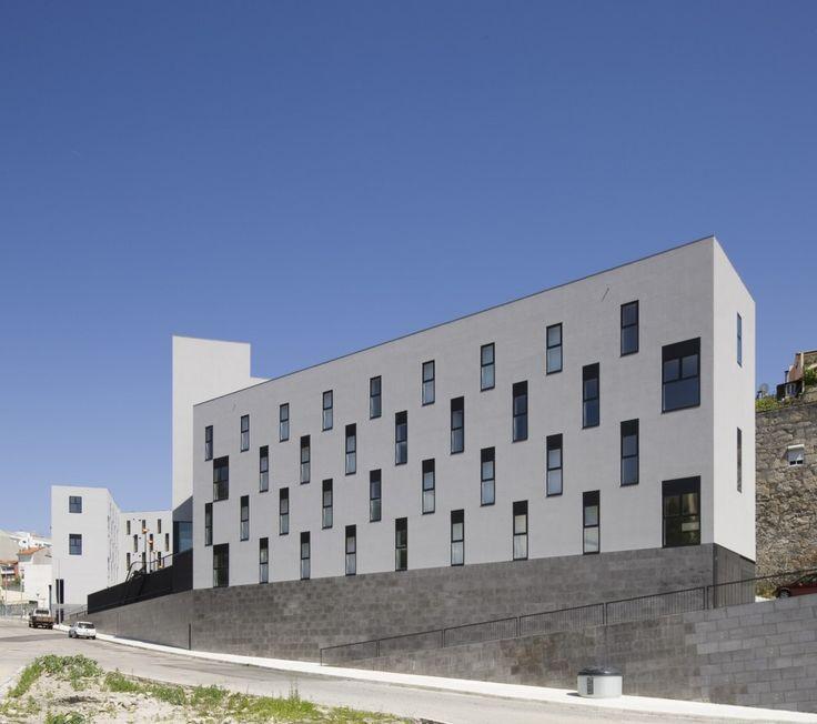 Salgueiros Social Housing – AVA Architects