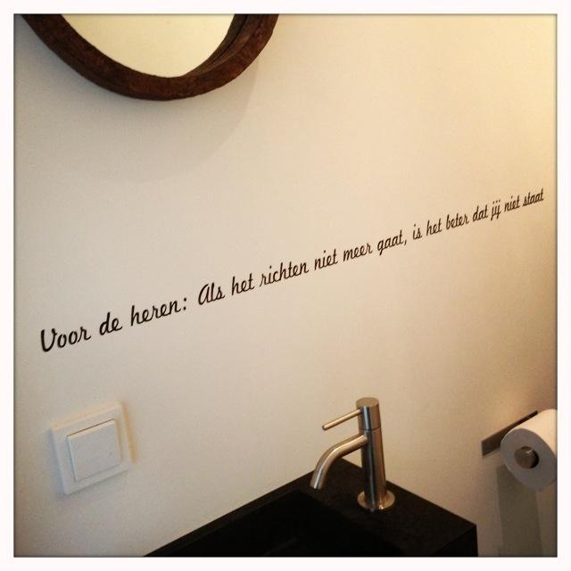 25 beste grappige badkamer citaten op pinterest badkamer citaten badkamer muur citaten en - Muur van de ingang ...