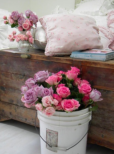 Lovely pink roses!