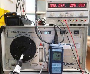 Taratura Accredia Termoigrometro Digitale