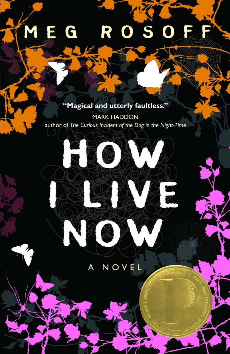How I Live Now by Meg Rosott | The Best Dystopian Novels Everyone Should Read #kickupyourheels