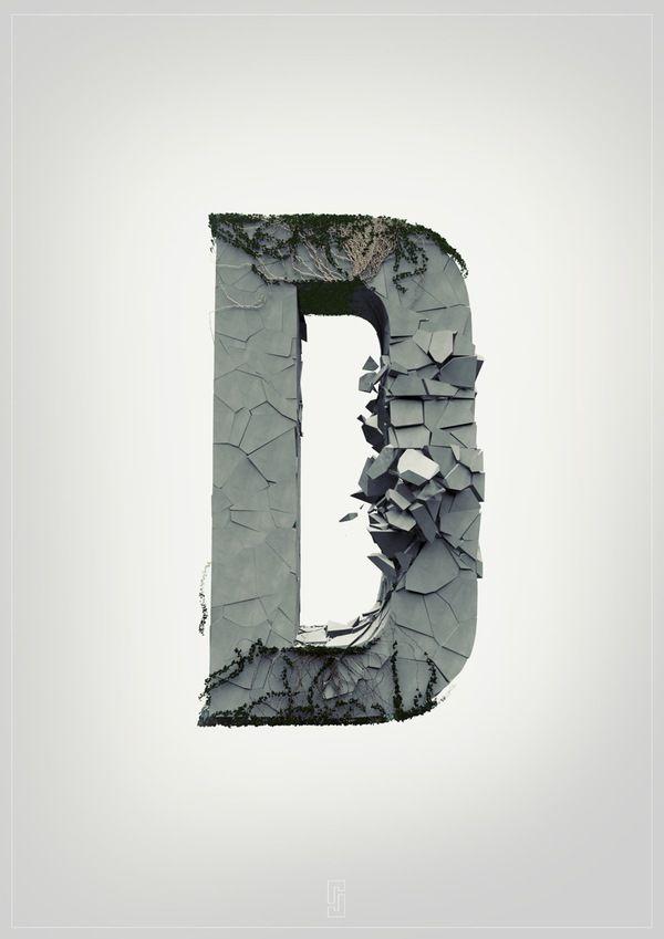 Typography by Junjie Lim