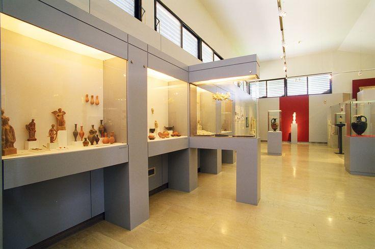 Amphipolis Museum - Serres Regional Unit - Greece