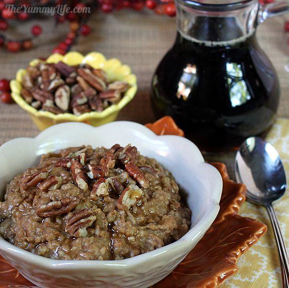 ... , Oatmeal Recipe, Steel Cut Oatmeal, Pies Steel Cut, Pumpkin Pies