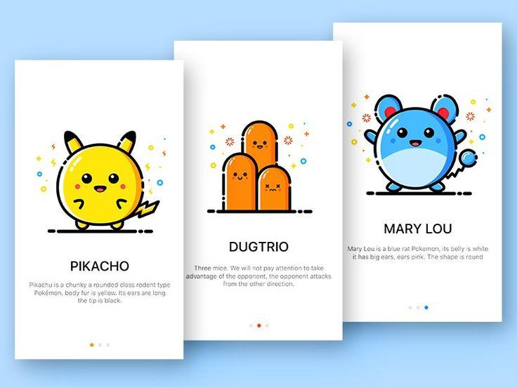 Pocket Monster Guide Page app