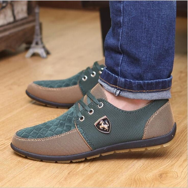 Mens Casual Shoes - Canvas shoes for men