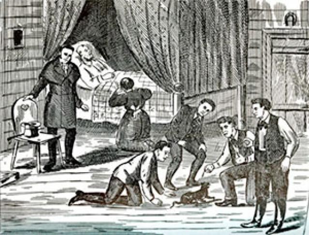 The Bell Witch: The real story behind America's best-known poltergeist case: The Bell Witch event