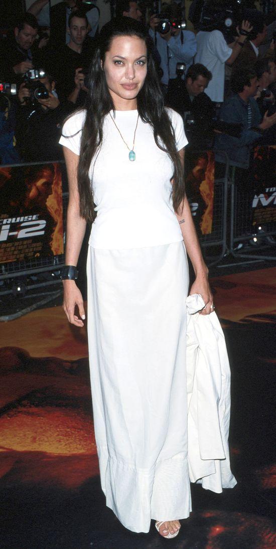 Angelina Jolie - 2000 rok