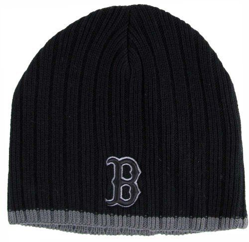 Boston Red Sox Platinum Wide Whale Beanie Hat/Cap Twins. $16.99