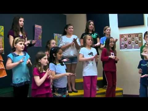 "Cute game.  This song is from Musicplay 3 Digital Resources. Musicplay is a K-6 elementary music curriculum written by Denise Gagné. The Digital resources replace student books with Smartboard files, PowerPoints, QuickTime movies of the lyrics and Quicktime kids demo movies of many songs.   This song is also included in the collection, ""Singing Games Childr..."
