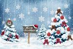 New year, Card, Ornaments, Christmas trees, Snowflakes, Christmas   Fête   Télécharger le fond d'écran 1080x1920. Téléphones Mobiles, Apple iPhone 6 Plus :: WallpapersFund.com