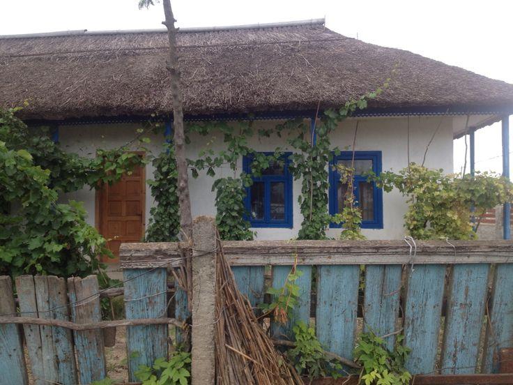 Casa batraneasa  in Chilia Veche/ old house in Old Chilia