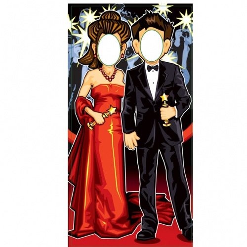 Child size Cardboard Stand-in Cutouts - perfect for photo ...