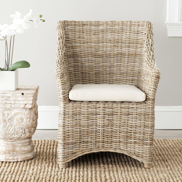 Safavieh Mollie Arm Chair & Reviews | Wayfair