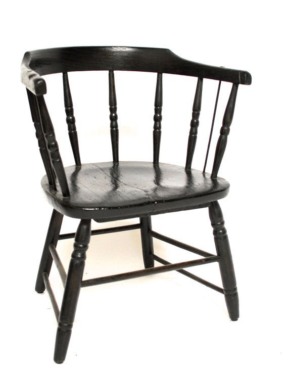 Century Antique Captain's Chair by ErinLaneEstate on Etsy - 22 Best Captain's Chair Images On Pinterest Furniture Chairs