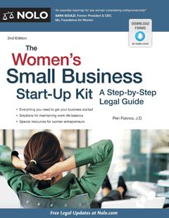Women's Small Business Start-Up Kit