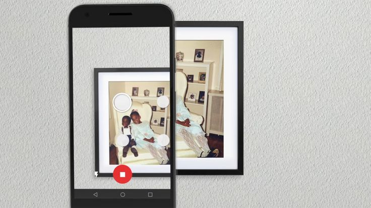 Une nouvelle application Google pour scanner vos vielles photos