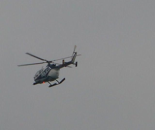 Puerto de Las Palmas.Spotter.Aeropuerto Gran Canaria     : Helicóptero de la Policía