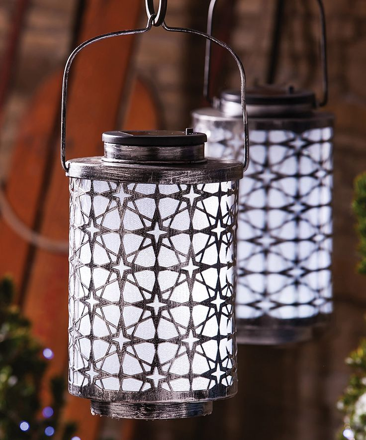 Ruoff Solar Loving This Starbright Solar Lantern On #zulily! # ...