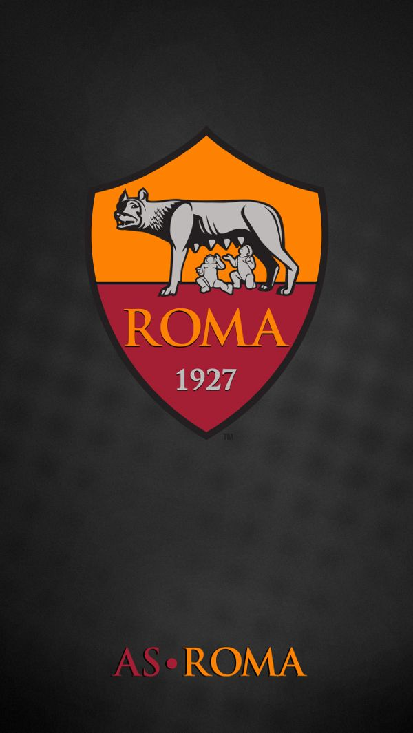 IPhone AS Roma Background