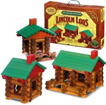 Classic Toys: Lincoln Logs