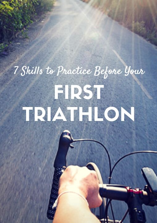 When training for your first triathlon, you need to be prepared for the unexpected and confident in the water and on the roads. Proper preparation will make for a more enjoyable and safe day for you and your fellow competitors. 7 Skills to Practice Before Your First Triathlon http://www.active.com/triathlon/Articles/7-Skills-to-Practice-Before-Your-First-Triathlon?cmp=17N-PB33-S33-T6---1157