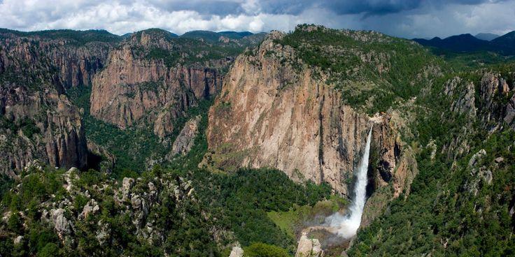 Cascada de Basaseachi, Chihuahua México