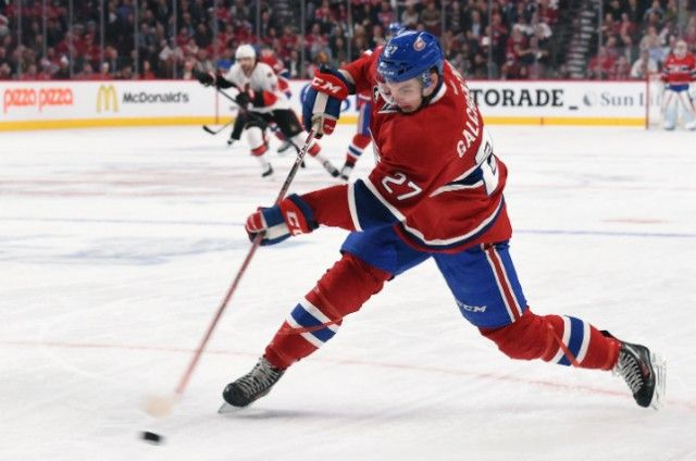 Is Montreal a Stanley Cup contender with Galchenyuk at center (Francois Lacasse/Getty Images)