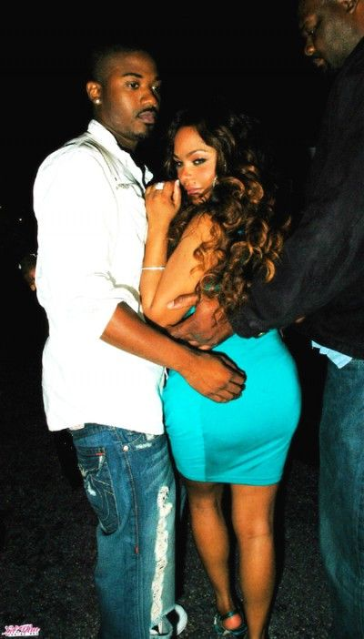 Did You Know They Dated In the Past? 15 Secret Lovers, Temporary Boos and Flings You May Be Surprised By -- Ray J and Lil Kim