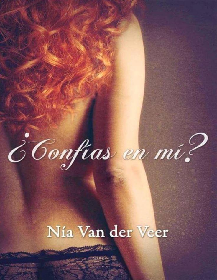 P R O M E S A S   D E   A M O R: Reseña - ¿Confías en mí?, Nía Van der Veer
