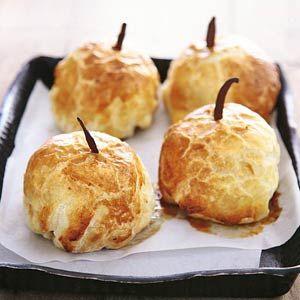 Nagerecht - Appelbollen met vanille en spijs - Uitsmijter van de avond