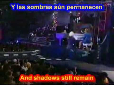 Guns N Roses - november rain - Elton John  ( SUBTITULADO INGLES ESPAÑOL ...