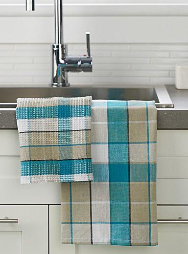 Shop Kitchen Linens & Tea Towels Online in Canada | Simons