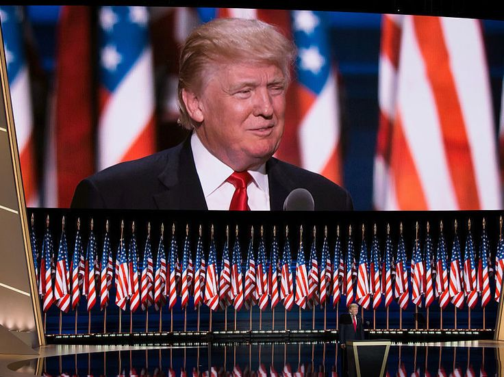National Republican Convention 2016: Union Of Donald Trump And GOP Cemented : NPR