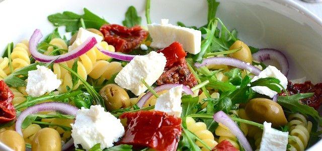 Fast & Fresh: Pastasalade - Uit Paulines Keuken