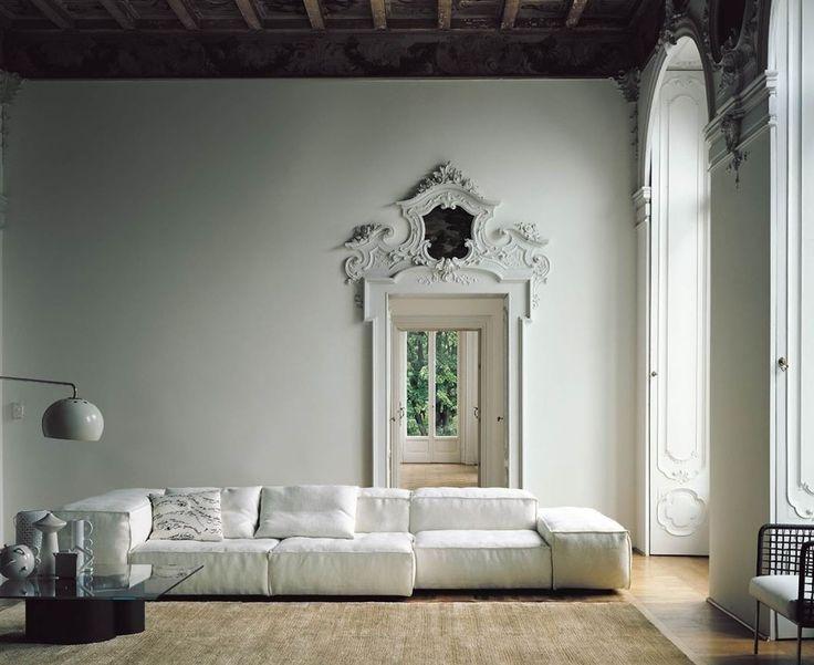 23 besten Wohnzimmer mit Erdfarben Bilder auf Pinterest Haus - villa wohnzimmer modern