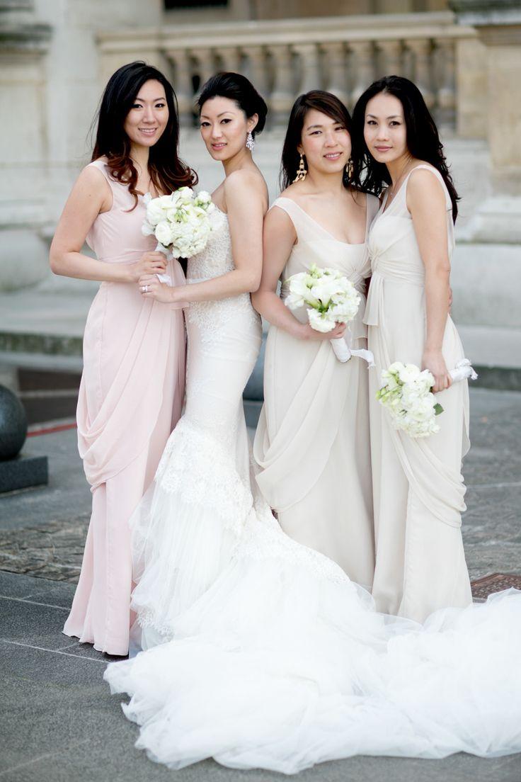 100 best bridesmaids images on pinterest bridesmaids marriage romantic paris wedding at four seasons george v ombrellifo Choice Image